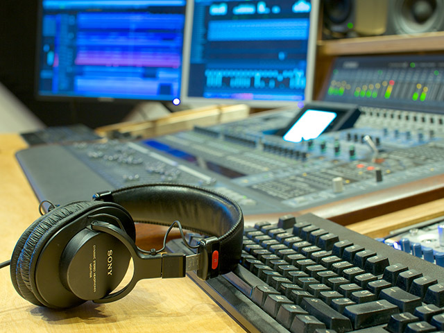 Redeye helistuudio klapid Sony MDR7506